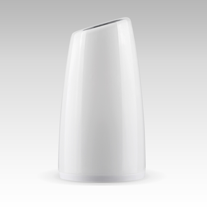 Cordless bullet shape table lamp(White)