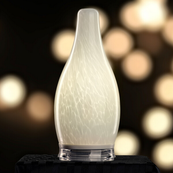 Cordless color changeable bottle shape table lamp(Ripple)