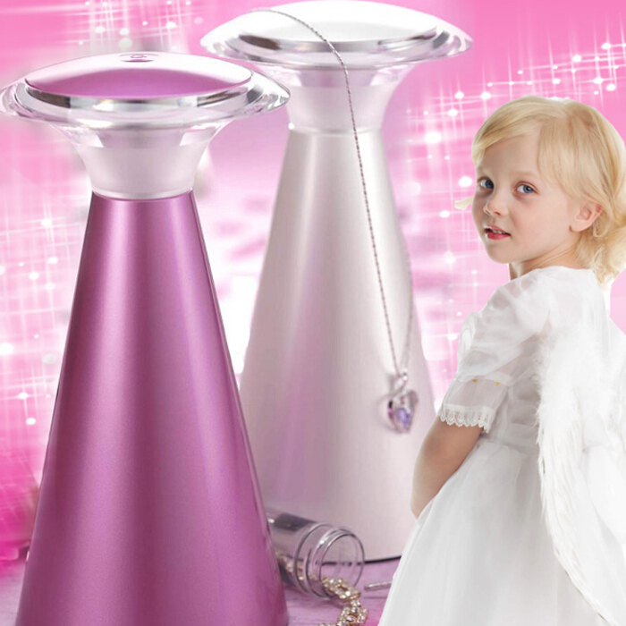 Plastic Material Rechargeable Battery Operated Angel Restaurant ...
