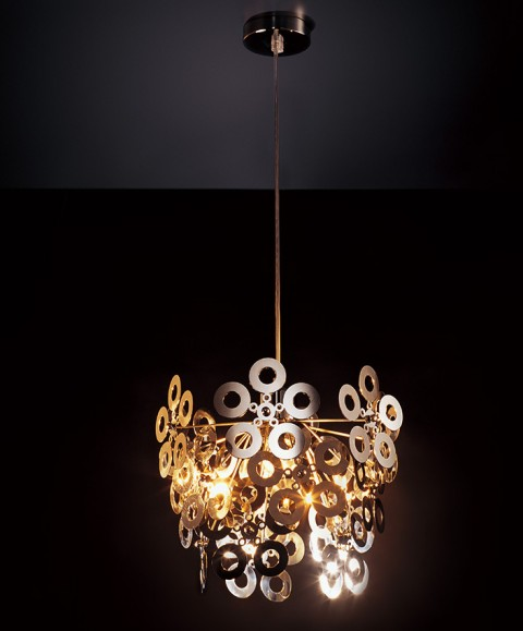 Fashionable Stainless Steel Sparkle Pendant lighting