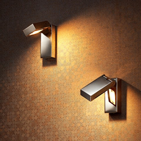 Indoor morden design Led wall lamp