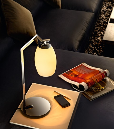 E14 E27 Morden Decorative reading Table Lamp