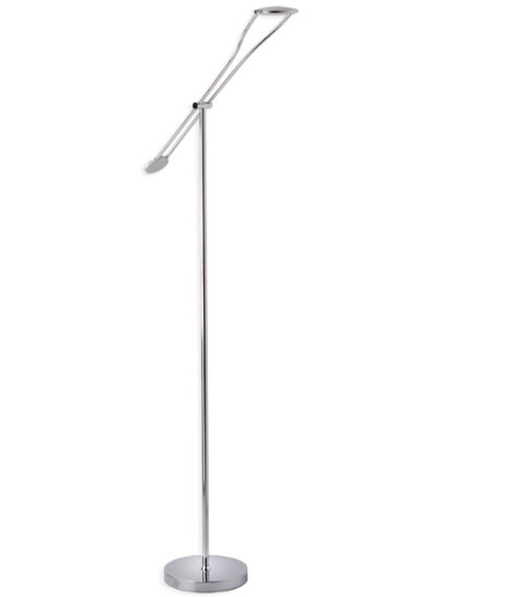 Iron Material European Type Energy Saving Flexible Floor Reading Lamp