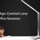 Foldable lamp american style table lighting