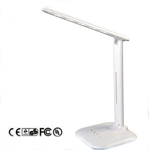 Foldable & rotatable metal table lamp with 3-C light modes (6)