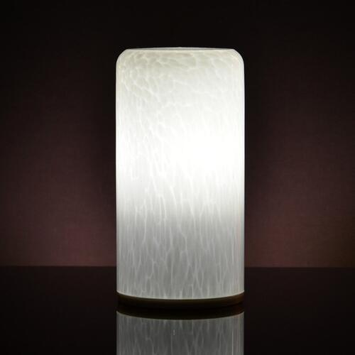 Glass Material Cordless Rechargeable Battery Operated Restaurant Mood Table  Lamps