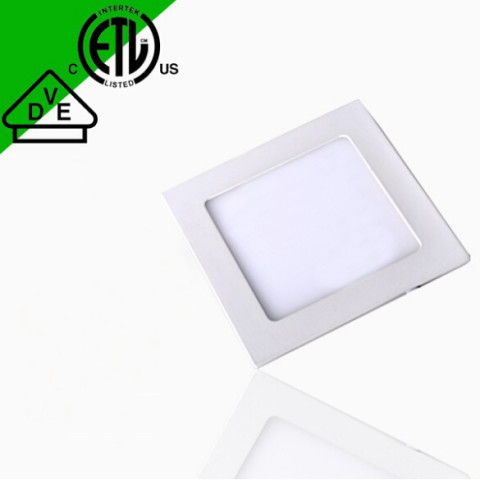 Ultra-Thin square led Panel lights