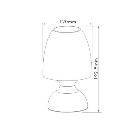 Led table mood lamp 2