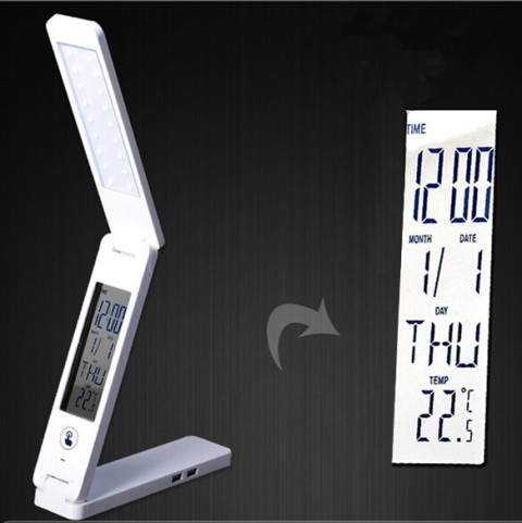 battery operated led table reading lamps