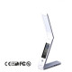 Rechargeable battery operated reading lamp