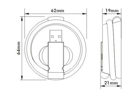 USB led computer lamp (3)