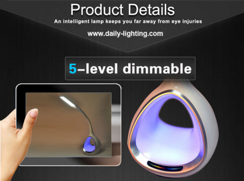 led table reading lamp and night lights