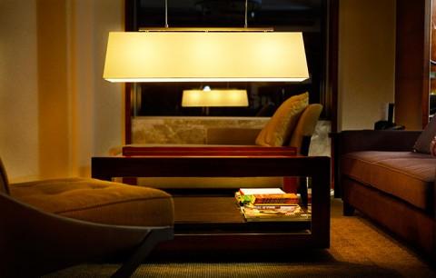 Rectangular Taper Bar pendant lighting