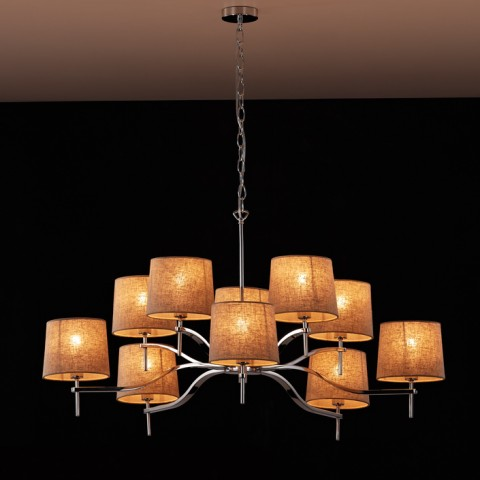Stainless Steel Polished grace Pendant lightings