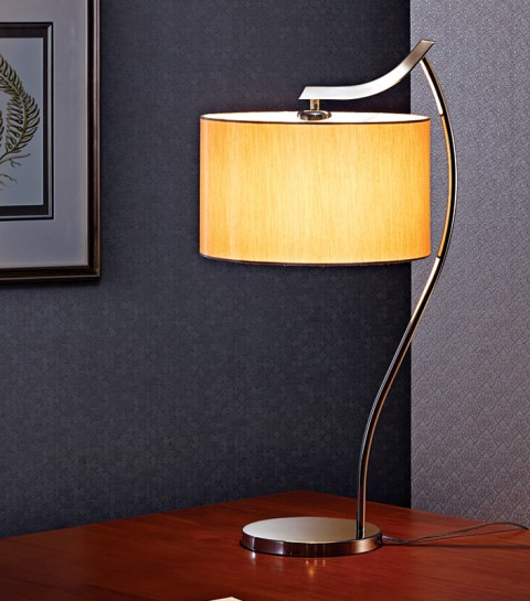 European style home decoration bedroom table Lamp