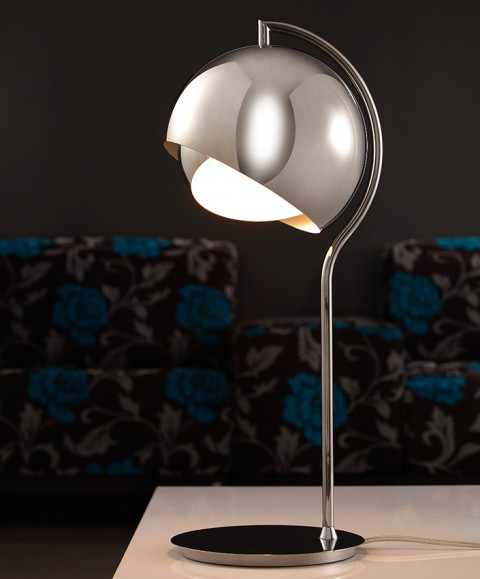 Fashionable Armet shade hotel Mini Table Lamp