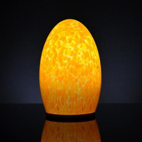 Cordless Rechargeable Battery Operated Egg Style Hotel