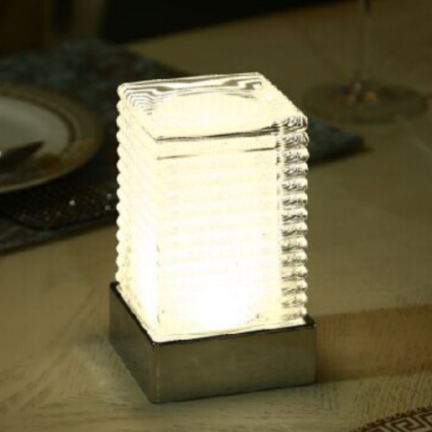 Wireless Rechargeable Battery Operated Restaurant Hotel