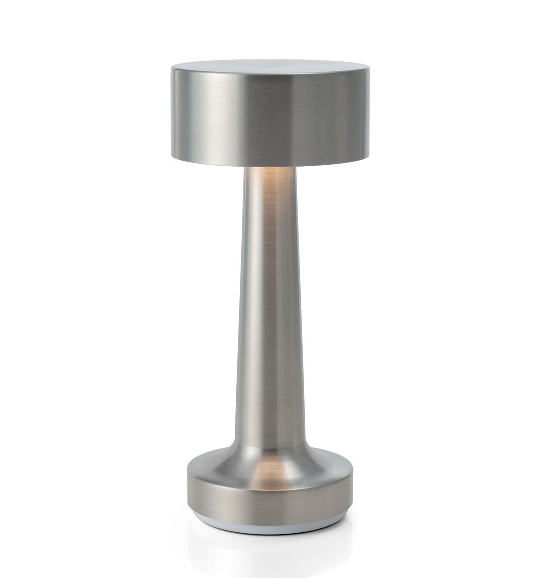 Picture of: Wireless Rechargeable Battery Operated Touch Control Dining Table Lamp