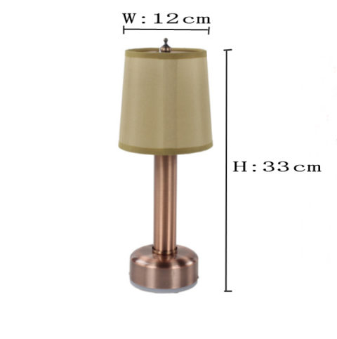 Cordless Portable Battery Operated Led Floor Lamp