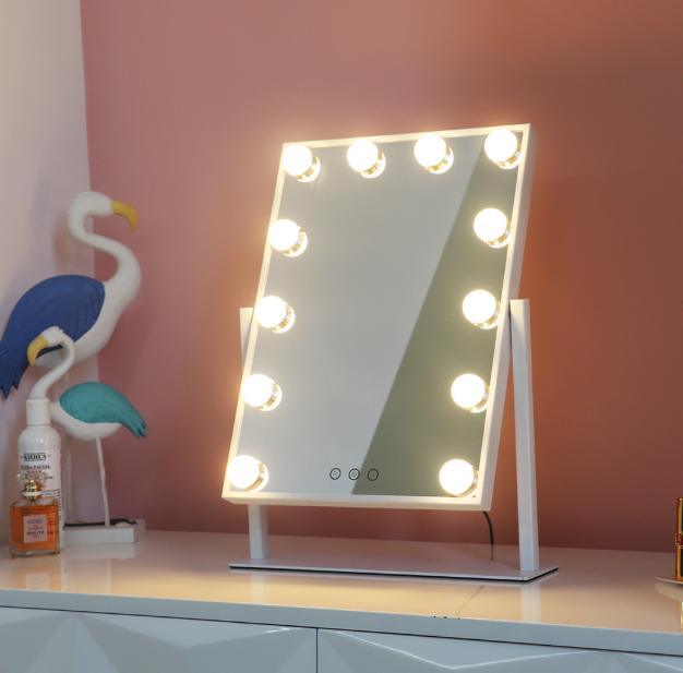 Hollywood Style Led Bulbs Makeup Vanity